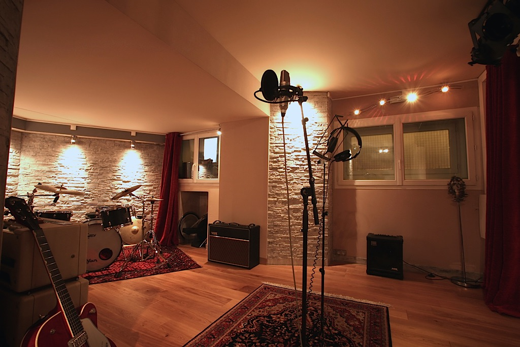 enregistrement studio d enregistrement paris montmartre recording. Black Bedroom Furniture Sets. Home Design Ideas