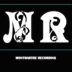 logo du studio d'enregistrement à paris montmartre recording